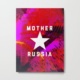 The Mother of Mothers Metal Print