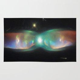 Twin Jet Nebula Rug