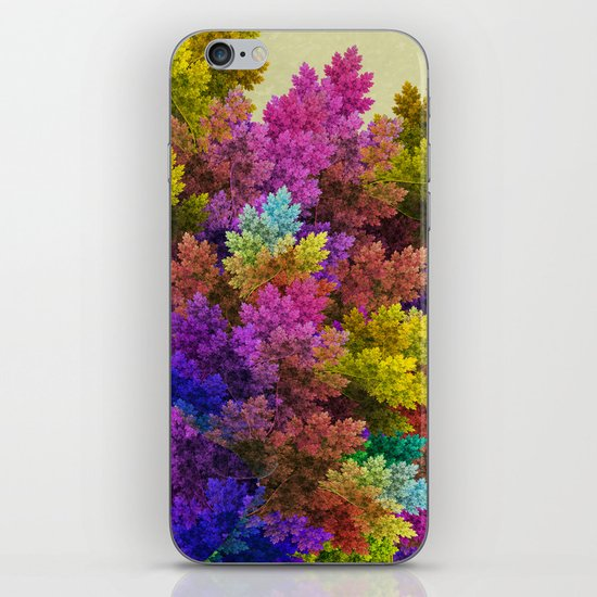 Miracle Tree iPhone & iPod Skin