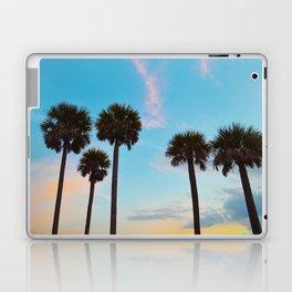 Palm Tree Silhouettes Laptop & iPad Skin