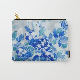 Wedding Bell Blues Carry-All Pouch