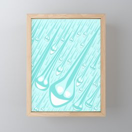 Fertilisation Framed Mini Art Print