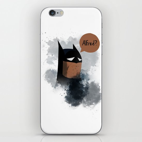 Alfred? iPhone & iPod Skin