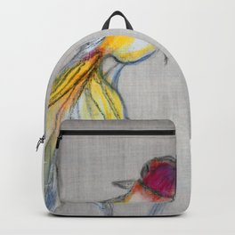 Goldfish Pond (close up #4) #society6 #decor #buyart Backpack