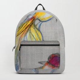 Goldfish Pond (close up #4) #society6 #decor #buyart Backpack