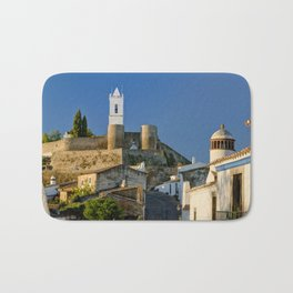 Monsaraz in the Alentejo, Portugal Bath Mat