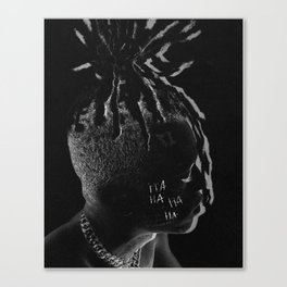 Bad Vibes Forever Canvas Print