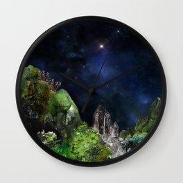 Forster-Tephroite-III Wall Clock