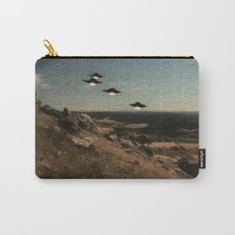 The First Wave - UFO Carry-All Pouch