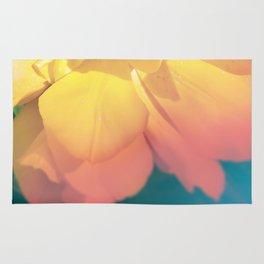 Electric Flower Rug