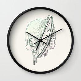 Through Time Wall Clock