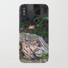 Spread Out Slim Case iPhone X