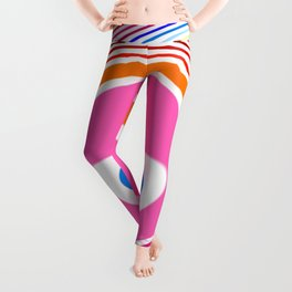 Party eye Leggings