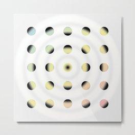 twentyfive dots o5 Metal Print
