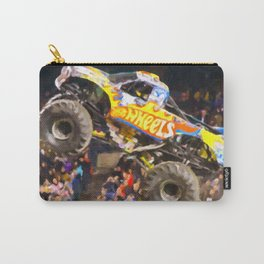 Team Hot Wheels Firestrom Carry-All Pouch