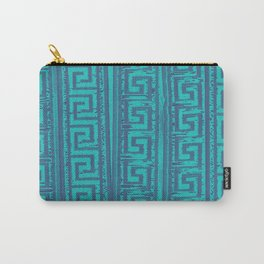 grecian lines Carry-All Pouch