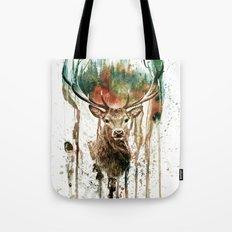 DEER IV Tote Bag