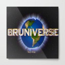 Bruniverse Metal Print