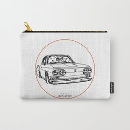 Crazy Car Art 0089 Carry-All Pouch