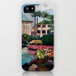 Kauai Grand Hyatt Resort iPhone Case