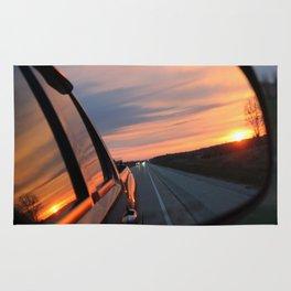 Wisconsin Road Trip Rug