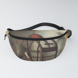 Christoffel Pierson - Niche with Falconry Gear Fanny Pack