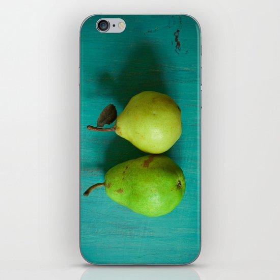 Cute Couple iPhone & iPod Skin