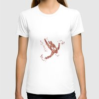 mad men T-shirts featuring Mad Men  by Carma Zoe