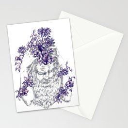 Dead men's fate Stationery Cards