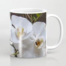 White Orchid Mug