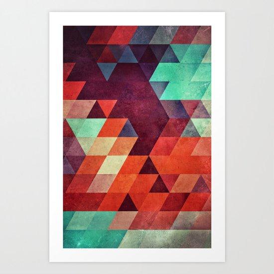 lyzyyt Art Print