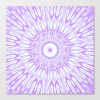 lavender Canvas Prints featuring Lavender. by SimplyChic