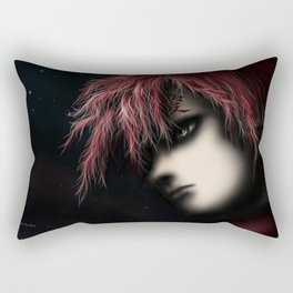 Gaara Rectangular Pillow