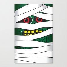Mummy Canvas Print