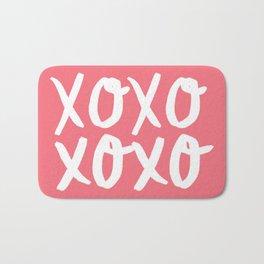 Xo Hugs & Kisses Bath Mat