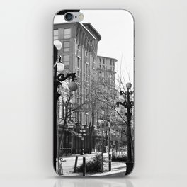 historic gastown  iPhone Skin