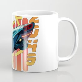blade car Coffee Mug
