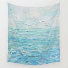 Sacred Silence Wall Tapestry
