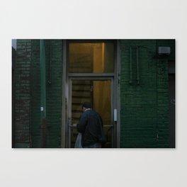 Chinatown, Boston Canvas Print