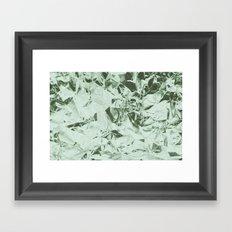 Aluminum Forest Framed Art Print