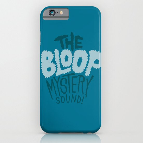 Bloop iPhone & iPod Case