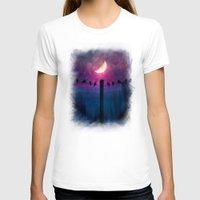agnes T-shirts featuring Symphony (colour option) by Viviana Gonzalez