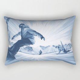 Friends III Rectangular Pillow