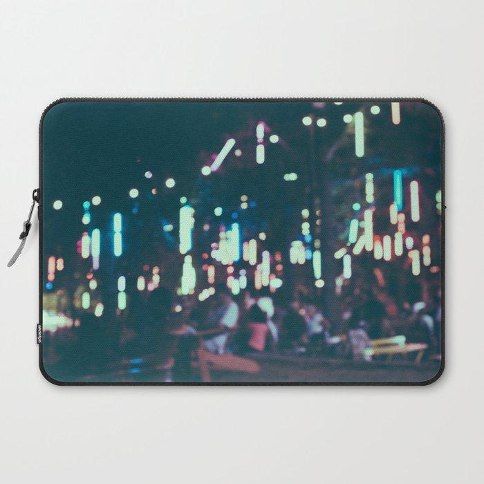 Arbor Park: Arbor Park Laptop Sleeve By Wizzorb