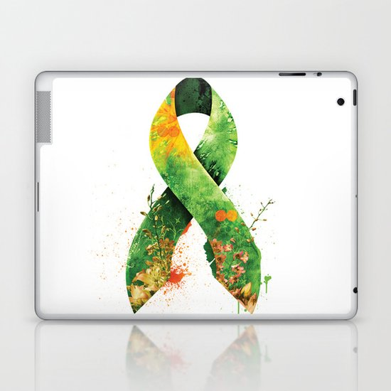 Nature Ribbon Laptop & iPad Skin