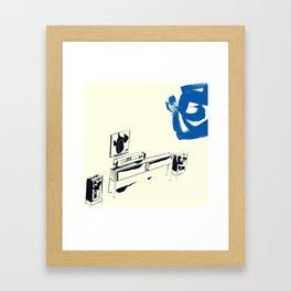 Consoled Framed Art Print
