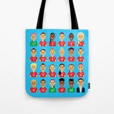 Go Canada 2015! Tote Bag
