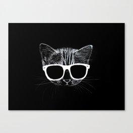 nightcat Canvas Print