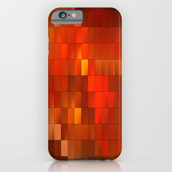light squares iPhone & iPod Case