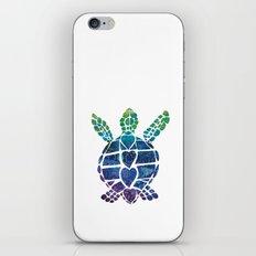 Turtle Island iPhone Skin